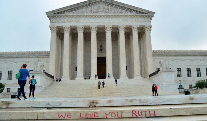 Justice Ruth Bader Ginsburg Passes