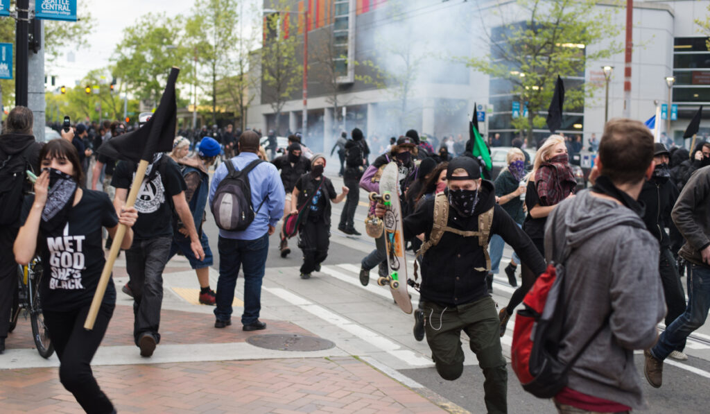 Seattle, Washington Riots and Antifa