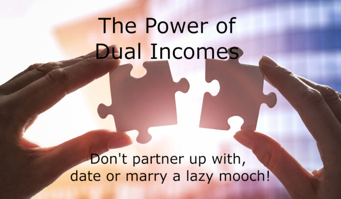 The Power of Dual Income