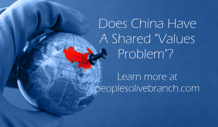 """Is China Running into a """"Shared Values"""" Problem?"""