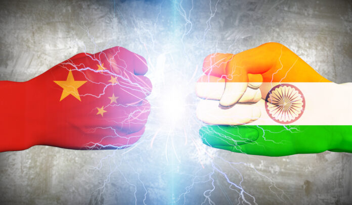 India and China Border Conflict