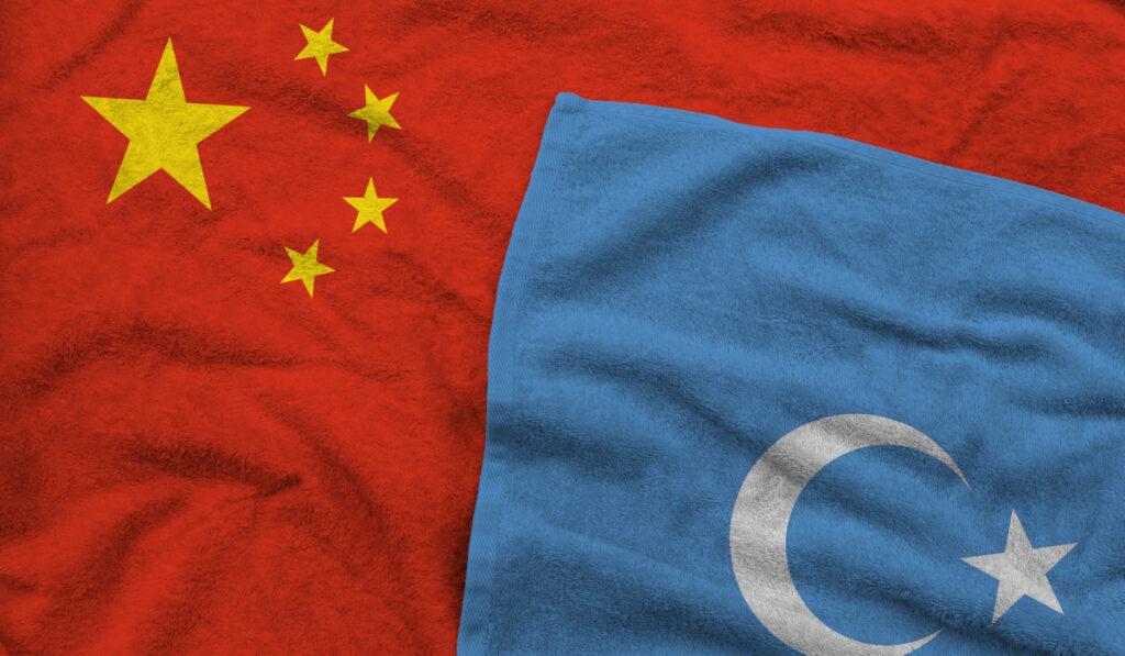 China VS East Turkestan